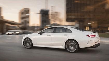 2018 Mercedes-AMG CLS 53 9