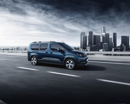 2018 Peugeot Rifter 2