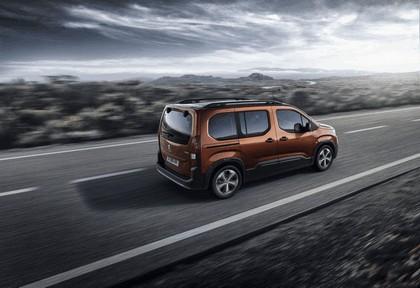 2018 Peugeot Rifter 6