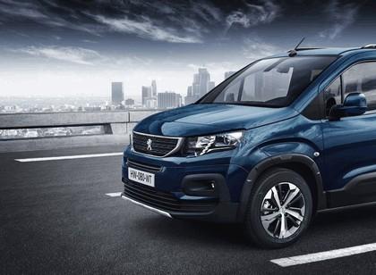 2018 Peugeot Rifter 7