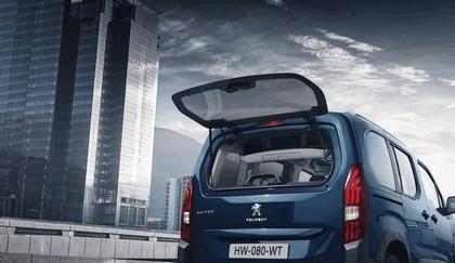 2018 Peugeot Rifter 9