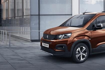 2018 Peugeot Rifter 10