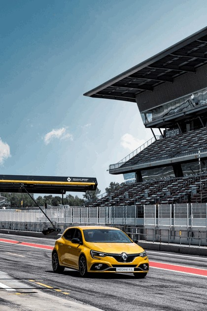 2018 Renault Mégane R.S. Trophy 11