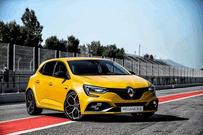 2018 Renault Mégane R.S. Trophy 12