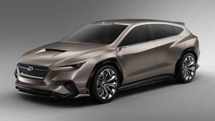 2018 Subaru Viziv Tourer concept 6