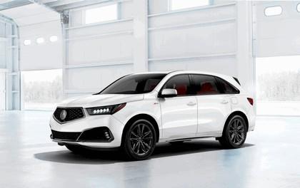 2019 Acura MDX A-Spec 1