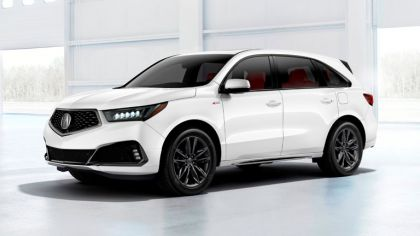2019 Acura MDX A-Spec 8