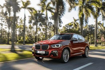 2018 BMW X4 - USA version 2