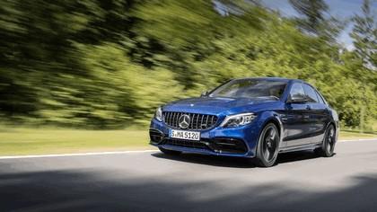 2018 Mercedes-AMG C 63 S sedan 1
