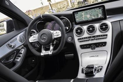 2018 Mercedes-AMG C 63 S sedan 13