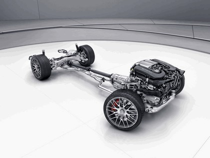 2018 Mercedes-AMG C 63 S sedan 19