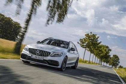 2018 Mercedes-AMG C 63 S estate 1