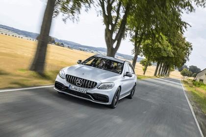 2018 Mercedes-AMG C 63 S estate 3