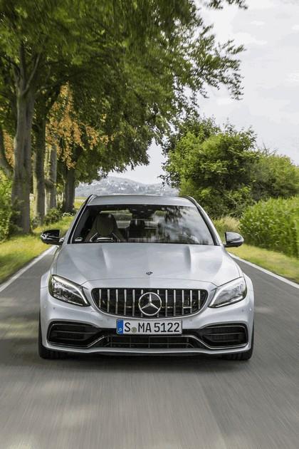 2018 Mercedes-AMG C 63 S estate 4