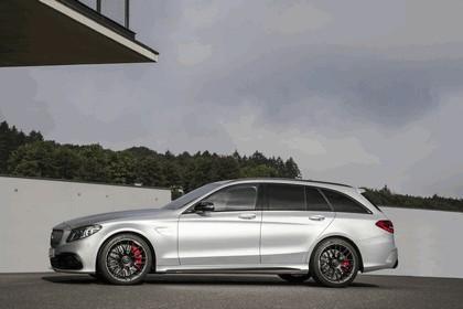 2018 Mercedes-AMG C 63 S estate 8