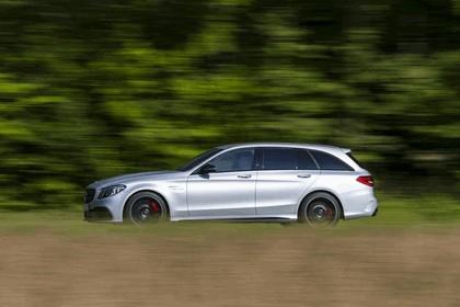 2018 Mercedes-AMG C 63 S estate 10