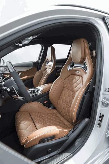 2018 Mercedes-AMG C 63 S estate 17
