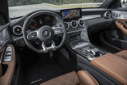 2018 Mercedes-AMG C 63 S estate 18