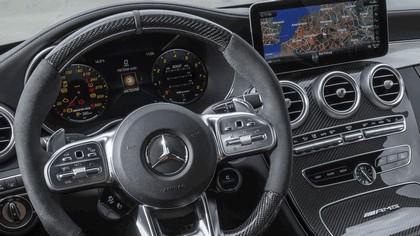 2018 Mercedes-AMG C 63 S estate 19