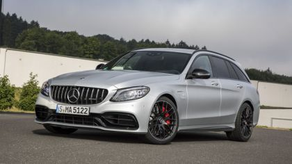 2018 Mercedes-AMG C 63 S estate 6