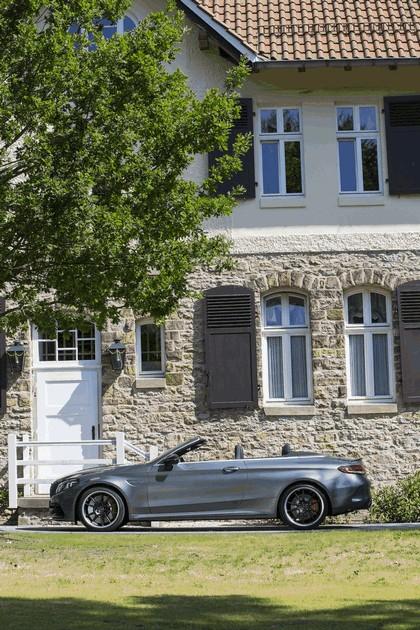 2018 Mercedes-AMG C 63 S cabriolet 4