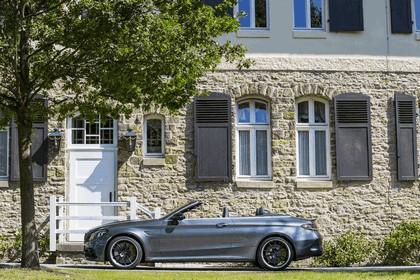 2018 Mercedes-AMG C 63 S cabriolet 5