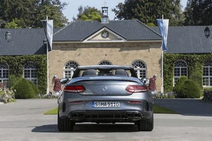 2018 Mercedes-AMG C 63 S cabriolet 9