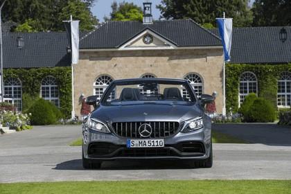 2018 Mercedes-AMG C 63 S cabriolet 10