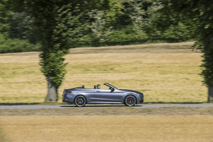 2018 Mercedes-AMG C 63 S cabriolet 13