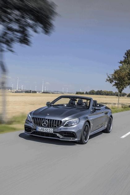 2018 Mercedes-AMG C 63 S cabriolet 19