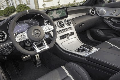 2018 Mercedes-AMG C 63 S cabriolet 22