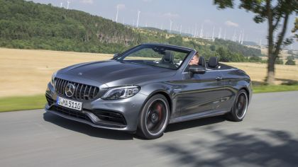 2018 Mercedes-AMG C 63 S cabriolet 1