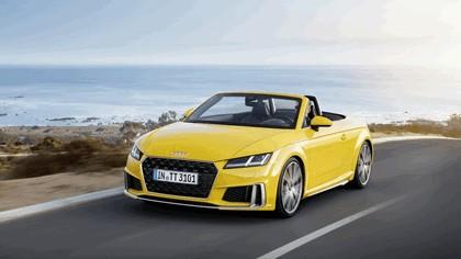 2019 Audi TT roadster 11
