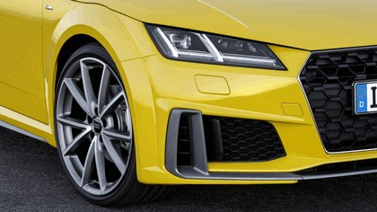 2019 Audi TT roadster 17