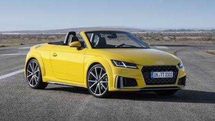 2019 Audi TT roadster 1
