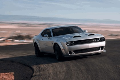2019 Dodge Challenger SRT Hellcat Redeye Widebody 4