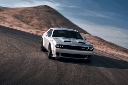 2019 Dodge Challenger SRT Hellcat Redeye Widebody 5