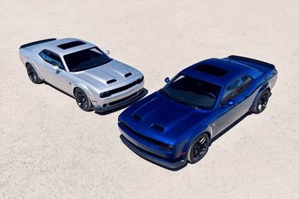 2019 Dodge Challenger SRT Hellcat Widebody 9