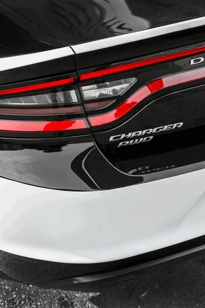2019 Dodge Charger Pursuit 16
