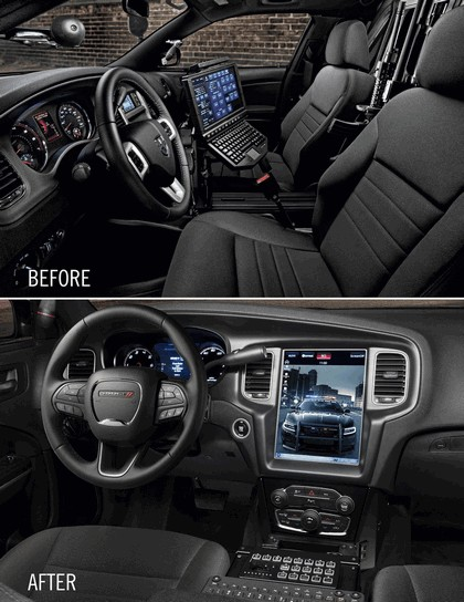 2019 Dodge Charger Pursuit 19