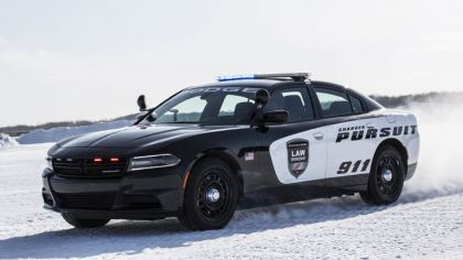 2019 Dodge Charger Pursuit 3
