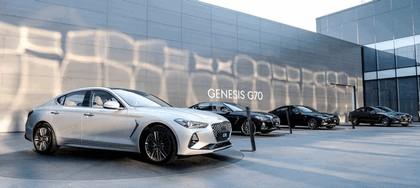 2019 Genesis G70 8
