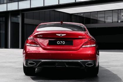 2019 Genesis G70 45
