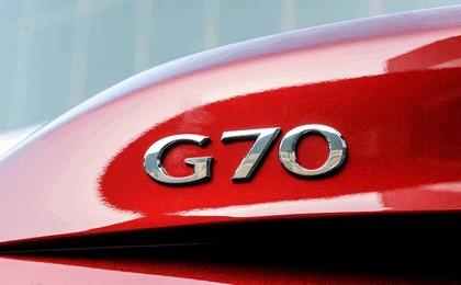 2019 Genesis G70 48