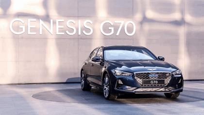 2019 Genesis G70 50