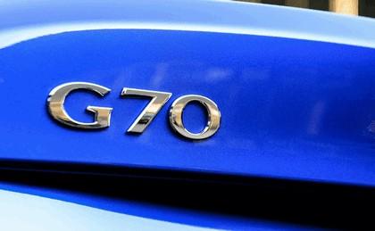 2019 Genesis G70 53