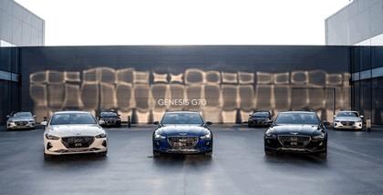 2019 Genesis G70 58