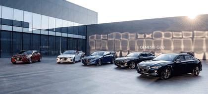 2019 Genesis G70 60
