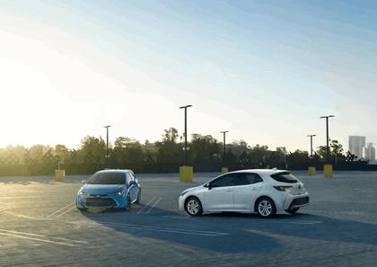 2019 Toyota Corolla hatchback 9
