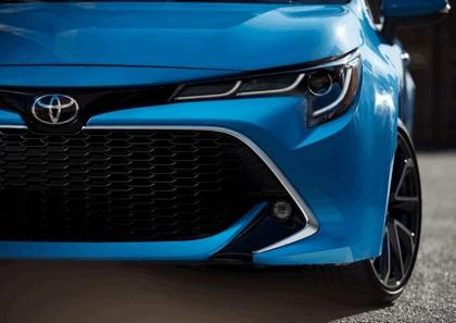 2019 Toyota Corolla hatchback 12